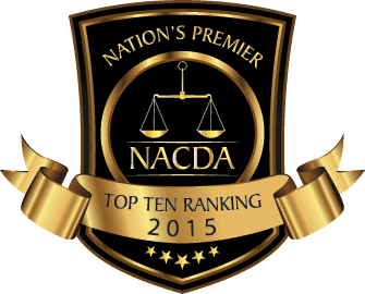 NACDA Top Ten Rankings 2015